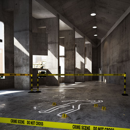 Suicide, Unattended Deaths & Human Decomposition Clean Up